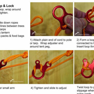 Quick Cord Lock – 2 per package