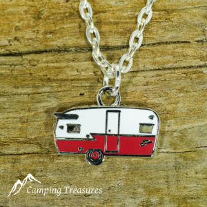 Necklace – Shasta – Matador Red